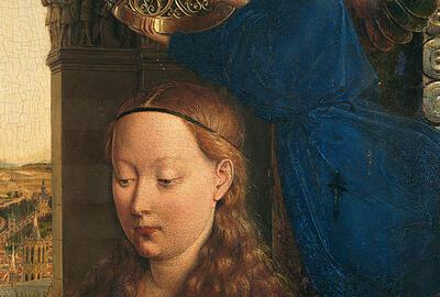 Facing Van Eyck - The Miracle of detail