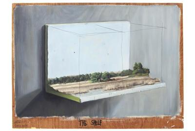 Gideon Kiefer The Shelf